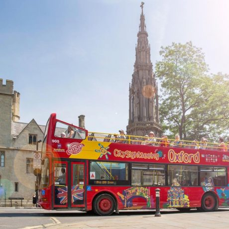 Oxford-bus